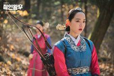 Jung Hyun, Kim Jung, Korean Traditional Dress, Traditional Dresses, Secret Garden Korean, Kdrama, Weightlifting Fairy Kim Bok Joo, Korean Hanbok, Queen Photos
