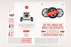 Fully editable Automotive Repair Service Brochure Template complete with photos and graphics. Graphic Design Layouts, Brochure Design, Web Design, Brochure Ideas, Layout Template, Brochure Template, Design Templates, Best First Car, Brochure Inspiration