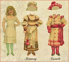 paper doll sheets - Google-søk