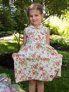 0e2f0bfc5 Camille Girls Dress