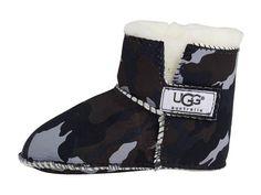 Ugg Erin Baby Sheepskin Boots Blue-Camo [A570528tb] - $49.10 #fashion #shoes #ugg boot #ugg boots #warm #women's shoes #comfortable #nice