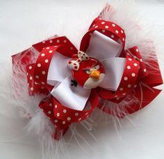 Bird Boutique Handmade Hair Bow Women, Teens And Girls