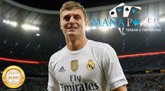 Toni Kroos sangat tertarik untuk kembali ke Allianz Arena saat Real Madrid bertemu Bayern Munich di perempat final Liga Champions.