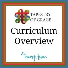 An overview of Tapestry of Grace classical homeschool curriculum to help you decide if it is right for your family from a mom of many who has been using the curriculum for many years!