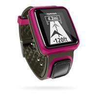 27% off this Tomtom Runner Running Watch - Dark Pink, Pink price drop
