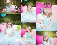 Princess & the Pea Photo Shoot,  Tanya Saenz Photography | Tomball, TX