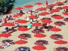 Lassi Beach, Greece