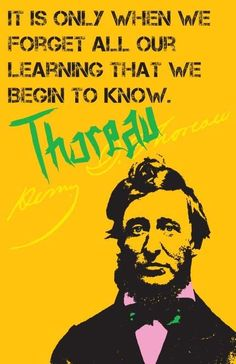 Henry David Thoreau and Ralph Waldo Emerson are my transcendental heroes. Only readable in small portions though. Each sentence requires careful meditation. Poetry Quotes, Words Quotes, Wise Words, Sayings, Literary Genre, Literary Quotes, Thoreau Quotes, Answer To Life, Boxing Quotes
