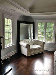 Siamo a casa di una nostra cliente a #NewYork.. Entusiasta,ha fotografato il suo nuovo divano in stile #Chesterfield per noi!