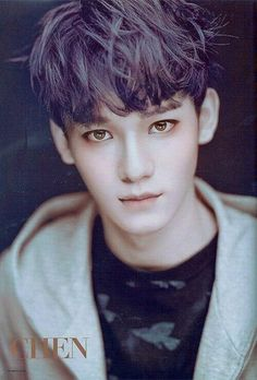 EXO. Chen. Love those high pitched notes that he do.