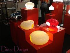 ESPRIT HOME STAND MAISON ET OBJET 2008 - esprit pebble lamp