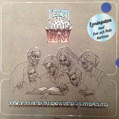 Evie & Pelle Karlsson -Teach us your way [Prim/Word 1980].