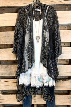 Extender: Slip on Tank/Tunic - Off White - Plus Size Hipster Grunge, Grunge Style, Soft Grunge, Grunge Girl, Grunge Outfits, Layering Outfits, Fashion Outfits, Fashion Tips, Fashion Trends