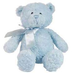 Baby Blue Bear #colorsoftheweek