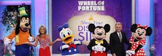 """This Week is """"Show Your Disney Side"""" Week on Wheel of Fortune"""
