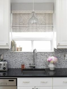 The Different Types Of Window Treatments: Styles Of Roman Shades | Kitchen  | Pinterest | Roman Blinds, Greenery And Roman