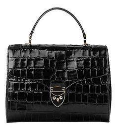 ASPINAL OF LONDON Mayfair bag (Black