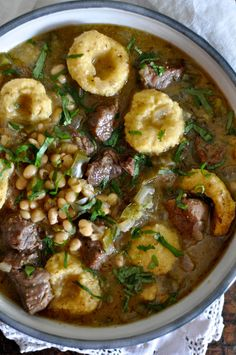 Lamb and White Bean