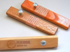 beer bottle opener eco friendly by newberry on Etsy, $16.00