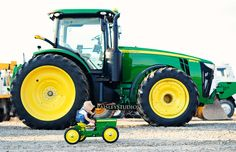 Gotta do this with the grandsons on the farm