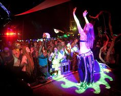 Lucidity Festival at Santa Ynez's Live Oak Campground Features An Impressive Lineup of DJs and Live Musicians