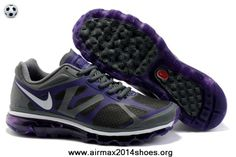 official photos 06be0 ea1f7 Authentic Deep Grey Purple Nike Air Max 2012 487982-106 Womens Sale Now Nike  Men