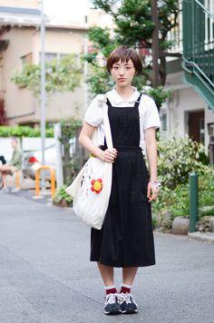 Tokyo Girl : Wakako in Harajuku