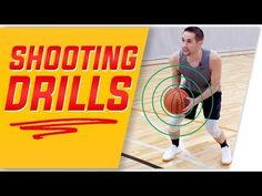 3 Shooting Drills to Instantly Increase Shot Speed: Basketball Shooting Drill. Basketball Shooting Tips, Basketball Plays, Basketball Skills, Basketball Quotes, Basketball Hoop, Cycling Tips, Road Cycling, Speed Drills, Fixed Gear Bicycle