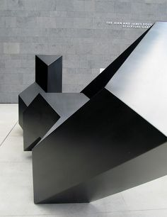 Tony Smith [American sculptor, 1912-1980] | Throwback, 1976