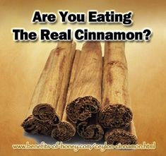 The Big Diabetes Lie - ceylon cinnamon image - Doctors at the International Council for Truth in Medicine are revealing the truth about diabetes that has been suppressed for over 21 years. Real Cinnamon, Cassia Cinnamon, Ceylon Cinnamon, Cinnamon Health Benefits, Honey Benefits, Food Facts, Baking Tips, Natural Healing