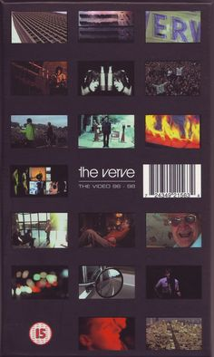 The Verve - The Video 96 - 98 at Discogs The Verve, Music Bands, Singers, Singer, Bands