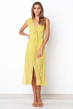 610333932874 Pink Tie Dye Halterneck Maxi Dress in 2019