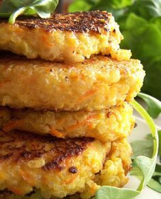 Quinoa and Leek Patties Recipe – Easy quinoa Recipes – Quinoa Benefits – quinoa recipe — Eat Well 101