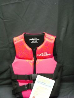 I need a pfd for my kayak and although this is a wakeboarding vest it's bad ass and is a good price and will do the job