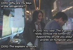 I'm glad Gerard is sober now but this is just hilarious!