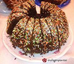 ΤΟ σοκολατένιο κέικ μπανάνας #sintagespareas #sokolateniocake #banana