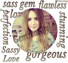 @Gemma Docherty Docherty Styles Hey Gem! I made you this! Hope ya like it!! ~ Ciara xx < Thank you! Xx