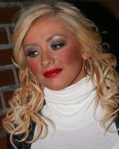 trop de maquillage c'est vulgaire ma chérie