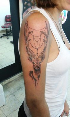 Ciervo tattoo