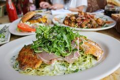 Picture from Cheesecake Factory At Home I found this fun website that has tons of restaurant recipes.  Each restaurant has its own 'blog' I guess you could say, but they are all linked up onto this...