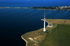 Lacul Techirghiol Romania, Wind Turbine, Country, Places, Rural Area, Country Music, Rustic, Lugares