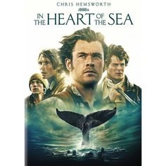 In the Heart of the Sea (dvd_video)