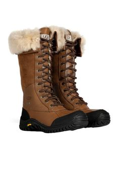 For serious Ontario winters! Rain and Snow Boots - Stylish All Weather Boots - ELLE