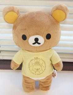 100 Rilakkuma giveaways to celebrate 10th anniversary of Rilakkuma! Lucky draw open to residents in Japan only; I think. :)