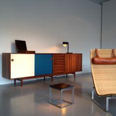Pieces by Poul Kjærholm, Alvar Aalto and Arne Vodder