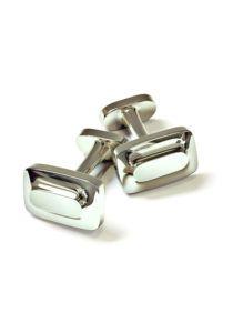 ROUNDEDSQUARE CUFFLINKS Magpie, Vienna, Jewelery, Cufflinks, Accessories, Jewlery, Jewels, Schmuck, Jewelry