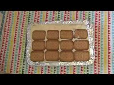 Πανεύκολο παγωτό σάντουιτς με 4 υλικά (video) | Συνταγές - Sintayes.gr
