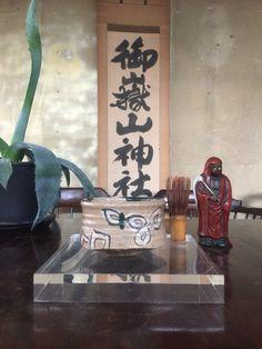 #samuraicoffeestand #多肉植物#民藝 #奇譚書庫