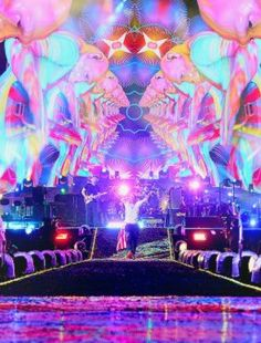 Coldplay epic concerts