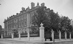 Carnegie Mansion, Fifth & 91st St, NYC